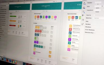 Week 4: Building the Student Dashboard & Badge Reward System